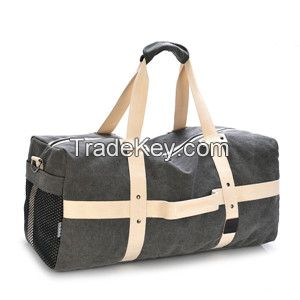 2016 hot sale vintage canvas duffel bags