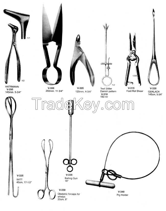 Veterinary Instruments