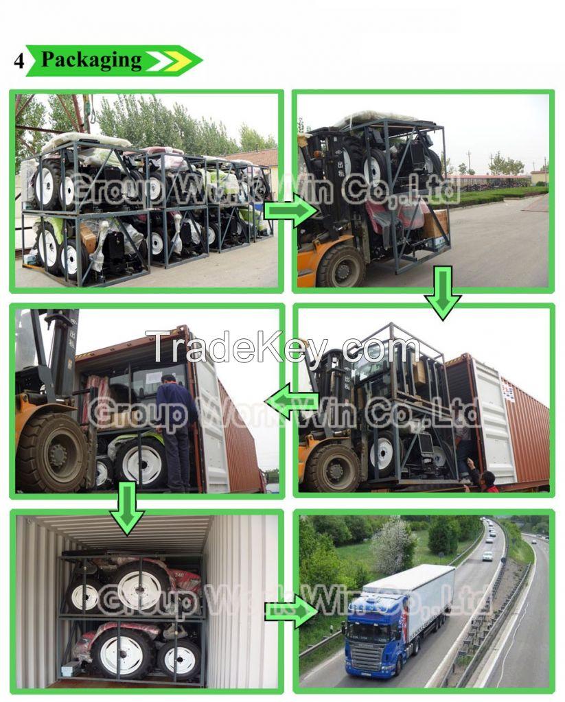12-25HP mini agricultural/farm tractor