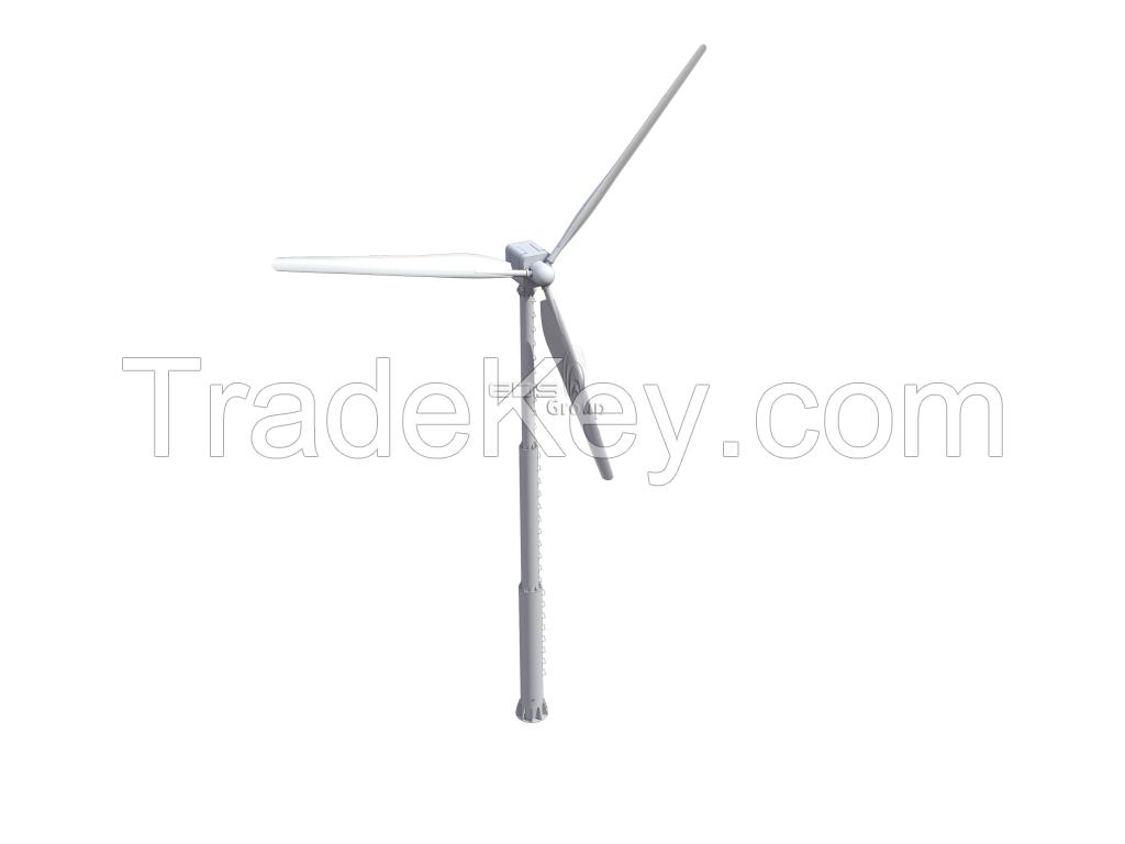 "Horizontal axis wind turbine ""Condor Air 380 - 40 kW"""