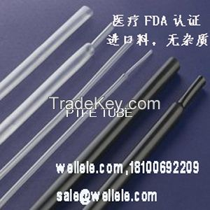 Teflon PTFE tubing, CABLE CAR PTFE TUBE , medical tiny PTFE sleeving