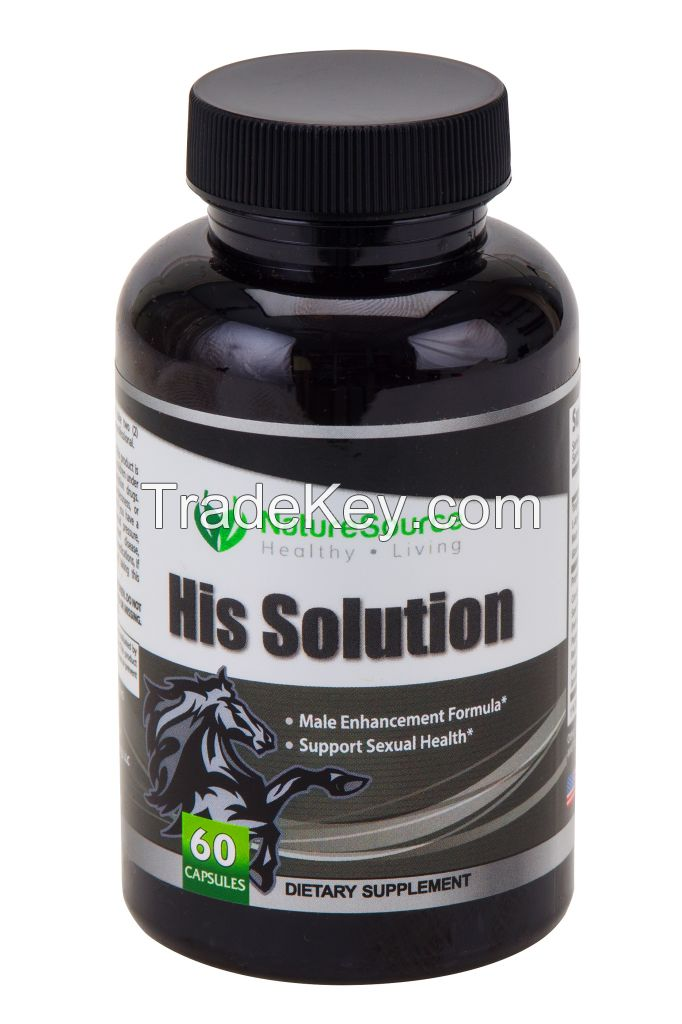 His Solution