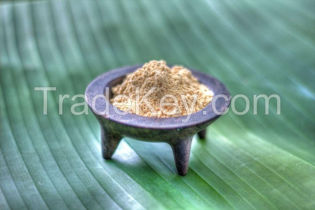 Organic Pink Fijian Ginger Powder