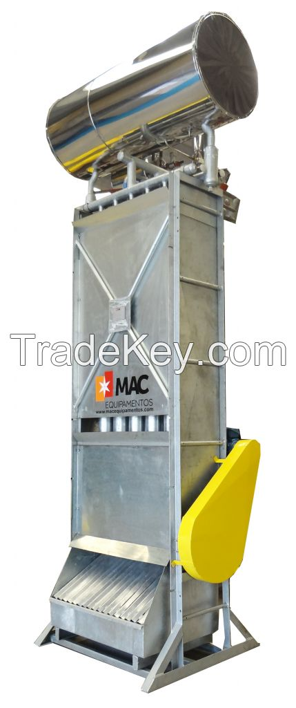 High Performance Ice Scale / Flake - Machine / Maker / Factory