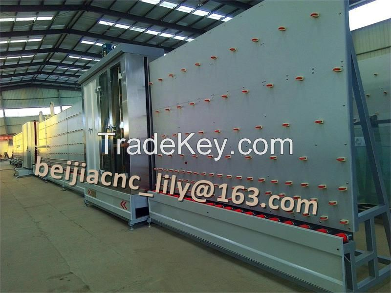 Sell LWZ2500PA Vertical Automatic Insulating Glass Production Line
