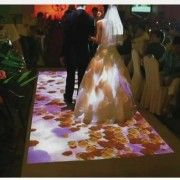 interactive floor projector