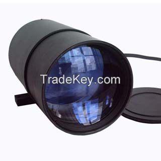 120mm F1.25 Motorized Iris low-light level IR Lens