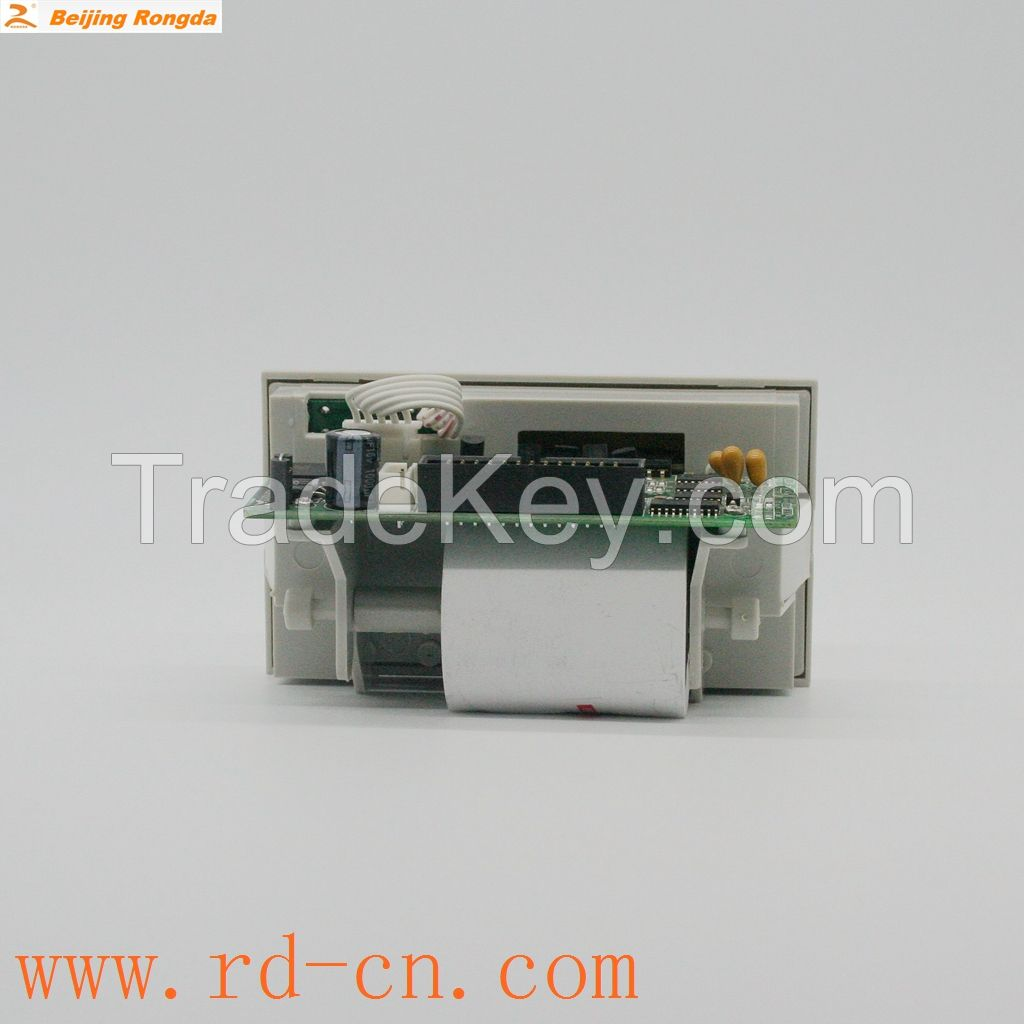 RD-A Panel thermal micro printer