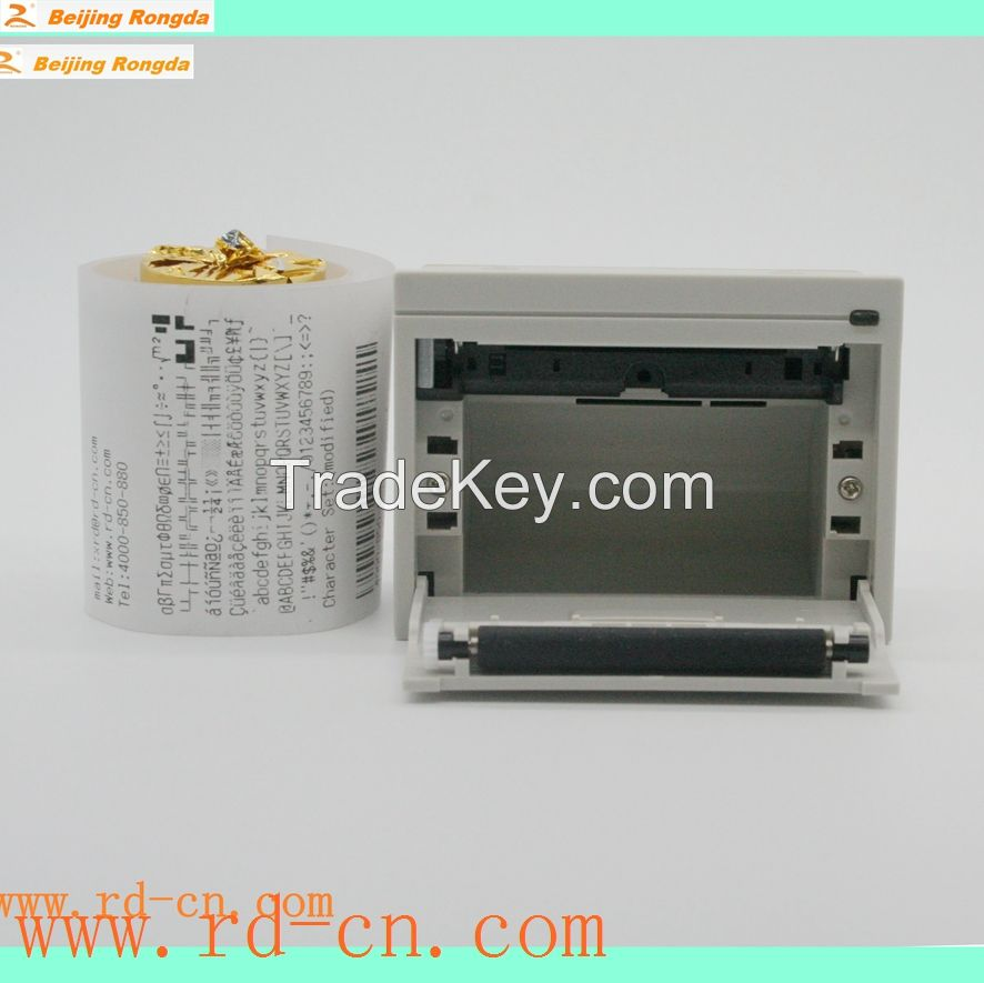 RD-EM Panel embedded thermal micro printers with RS232,TTL,485,USB interface