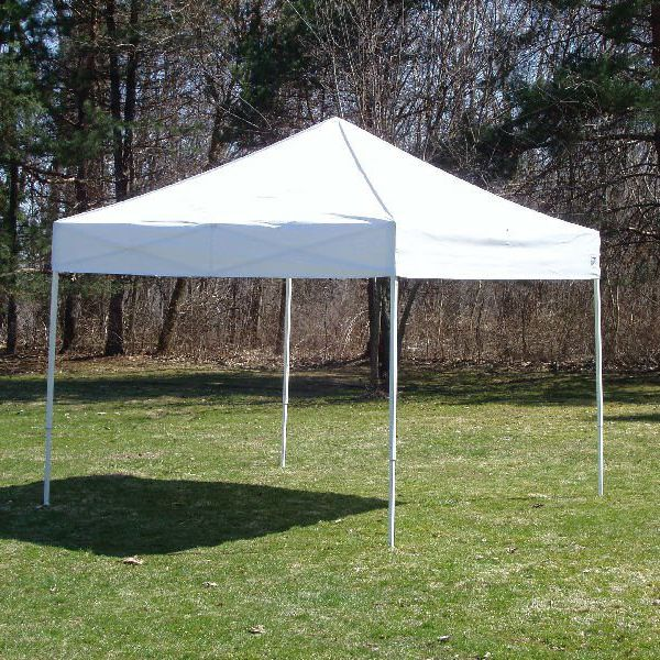 Cheap trade show 10X10FT steel tent for promotion outdoor ...
