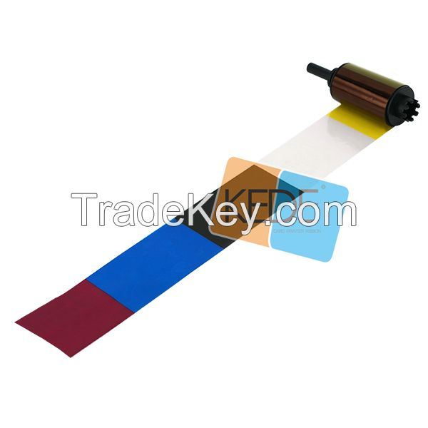 For NISCA PR5350 NGYMCKO3/3BP ymcko Compatible card printer Ribbon