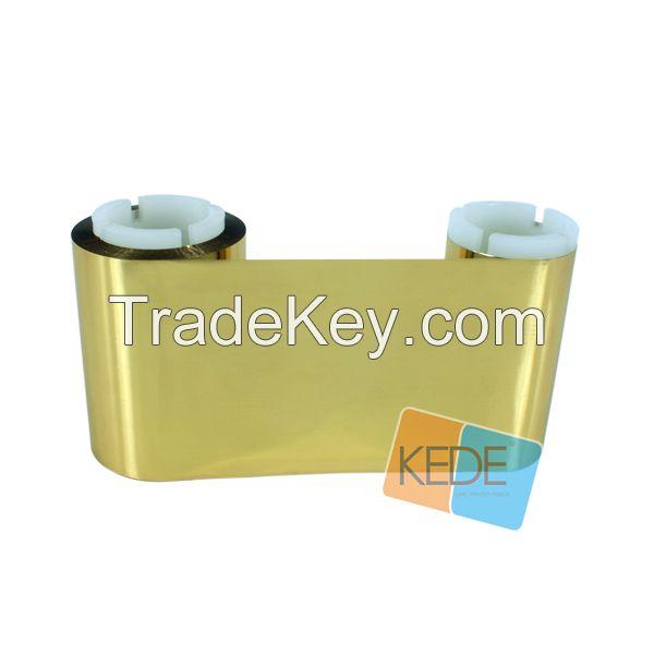 For Hiti CS200-Gold compatible card printer Ribbon
