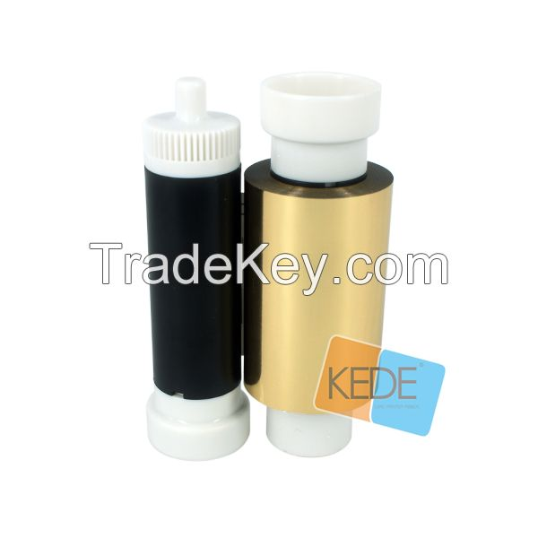 compatible gold ribbon for magicard enduro printer