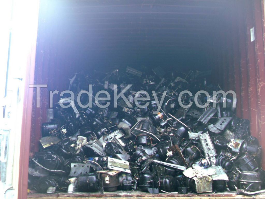 Ac fridge compressor scraps