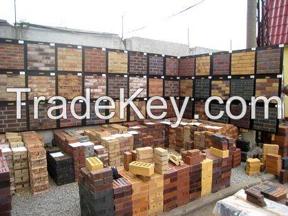 Construction bricks (any types)