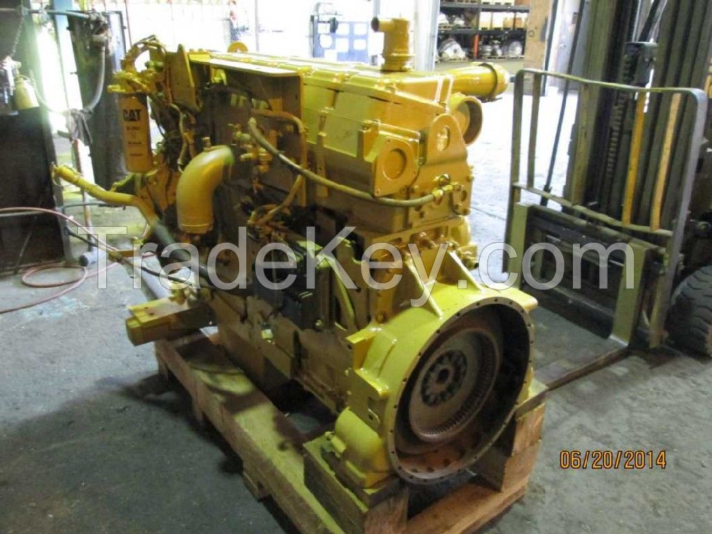 CATERPILLAR C15 USED DIESEL ENGINE