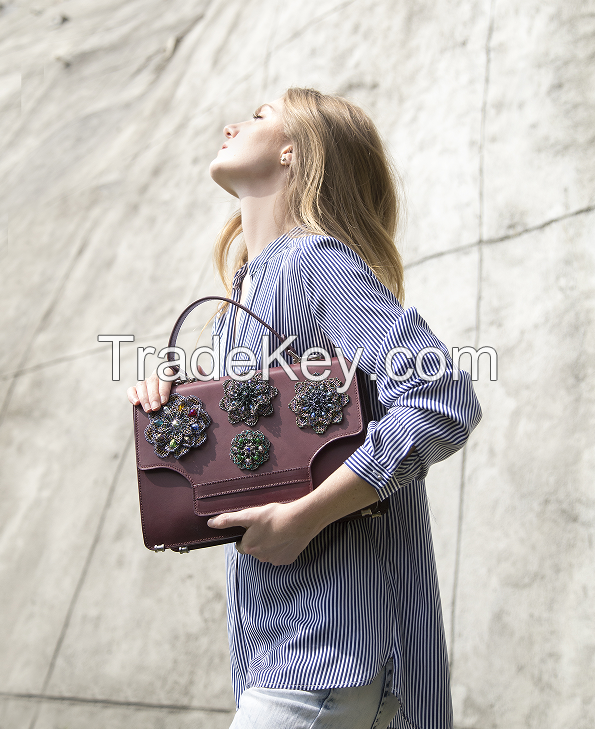 Luxury Style Women Handbags available in different designs and colors