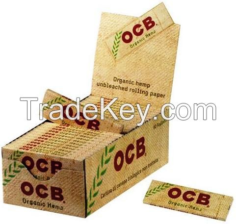 OCB King's Slim Premium Rolling Smoking Paper