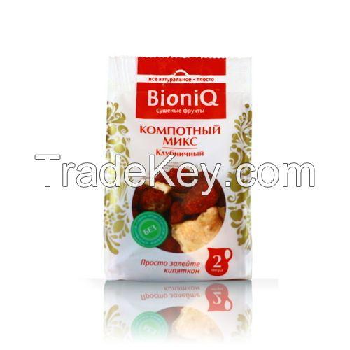 Compote mix BioniQ: Strawberry