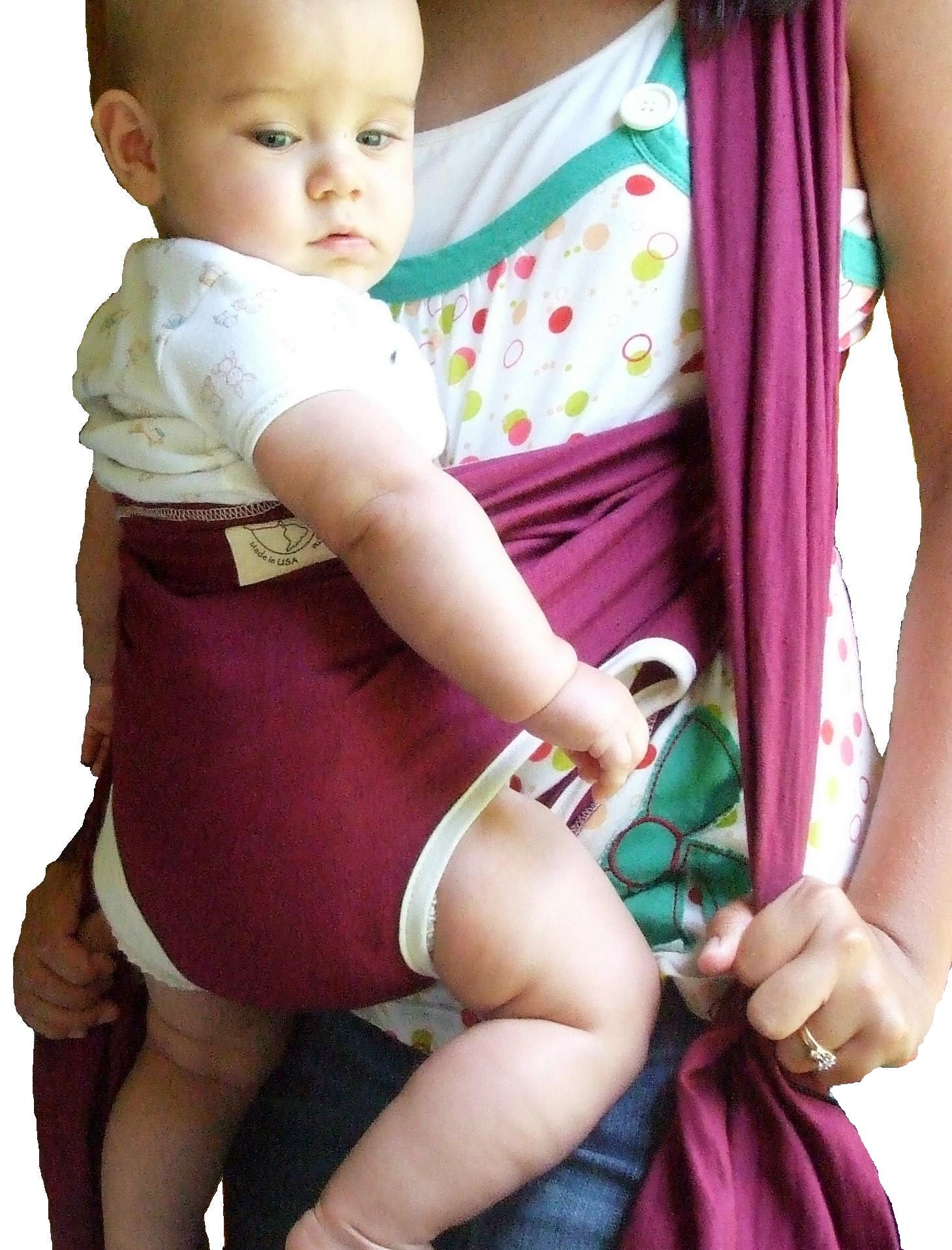 Classic Bundleboo 10-in-1 baby carriers