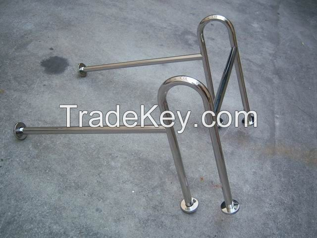 Bathroom Handrail, 304 stainless steel Grab Bar and Handrail