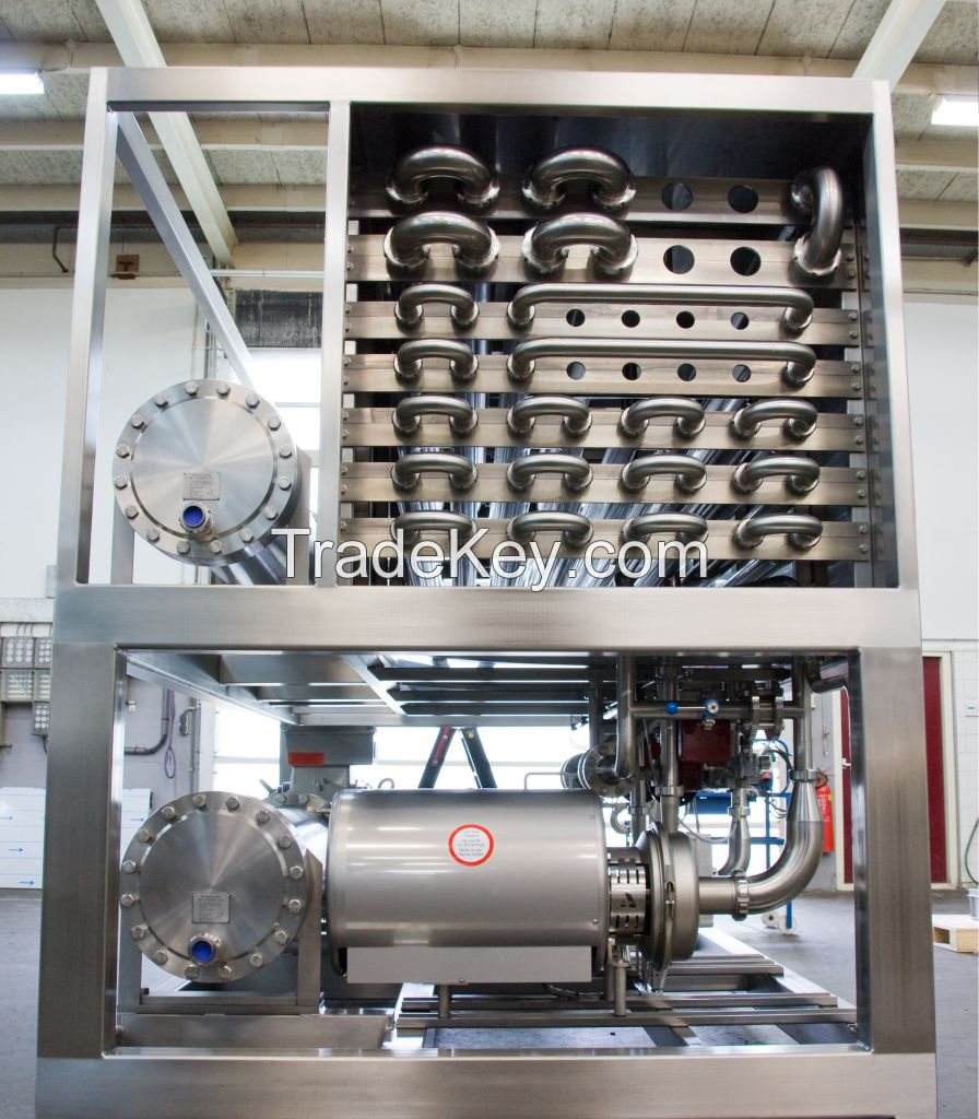 Crystallizers / Pin Rotor Mixers