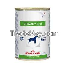 Royal Canin Urinary S/O wet Dogs  Food