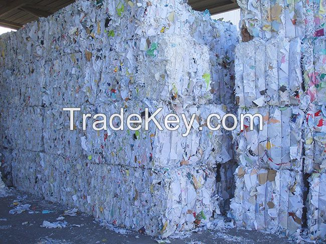 Sorted Office Paper (SOP) Waste Papers