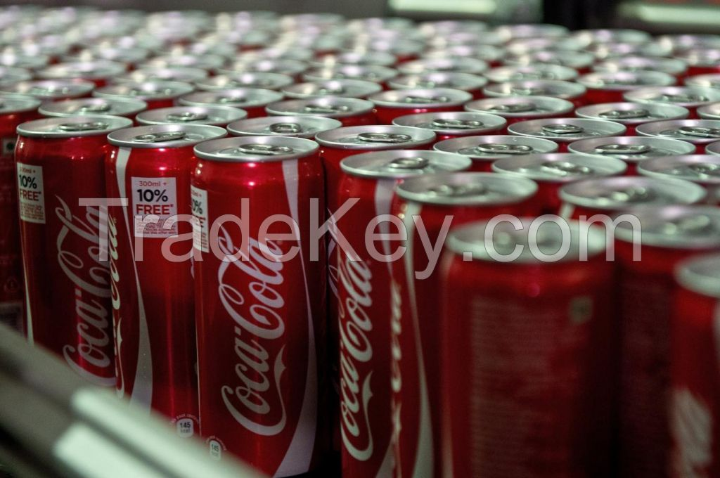 Quality Classic Coca cola Can soft Drink 330ml