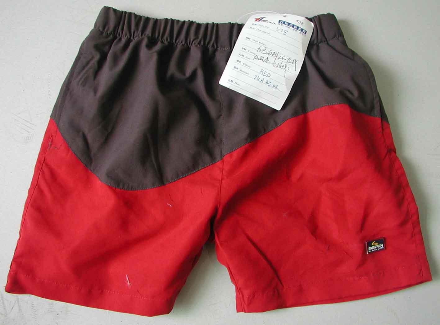 Short Pant, Shorts