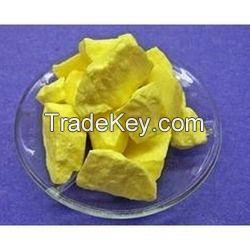 Commercial Lump sulphur