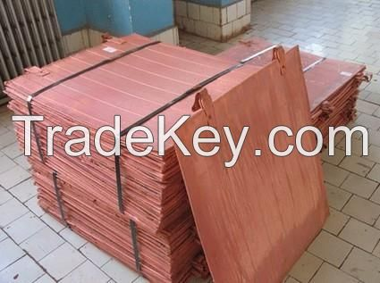 copper cathode steinweg