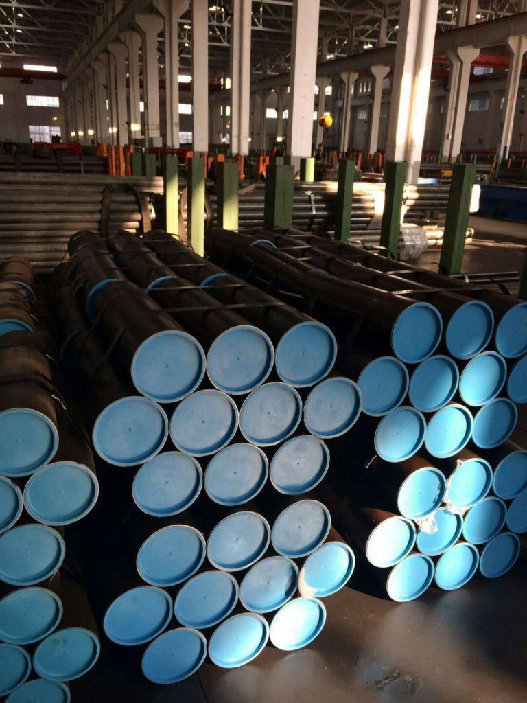 DIN2391 ST52 cold drawn seamless  cylinder tubes