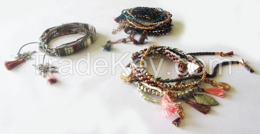 Beaded Bracelets Bracelets Stretch Braclets