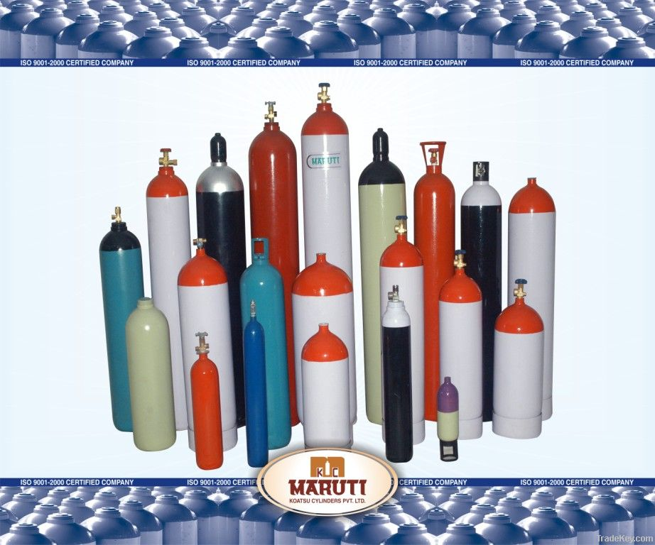 NGV - CNG cylinders