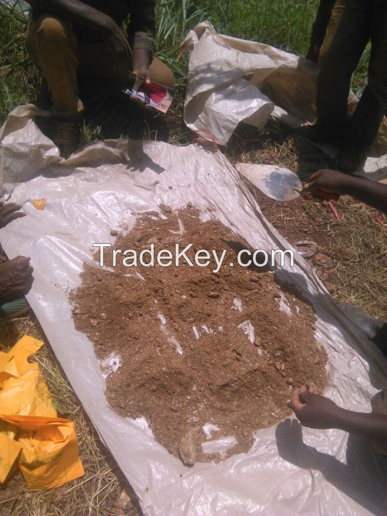 Nickel Ore 3% min from Tanzania
