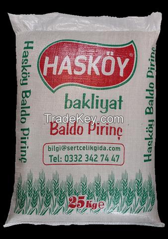 Baldo Rice ( White bag) 25 kg
