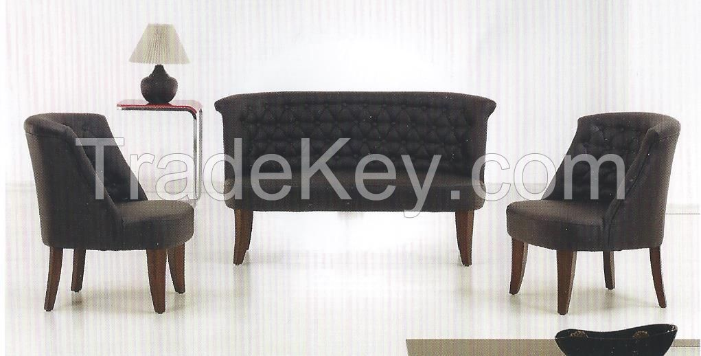 CUBIC HIGH QUALITY OFFICE SOFA SET
