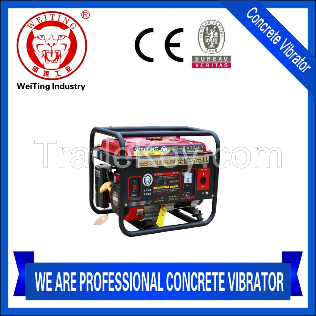 home used machinery gasoline generator 3KW
