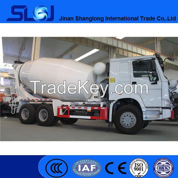 SINO howo 10cbm concrete mixer truck for sale