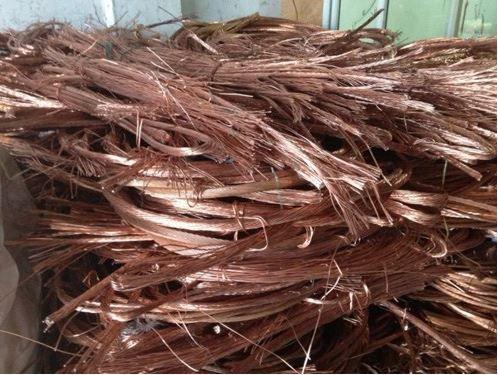 Copper Wire Scrap 99.99