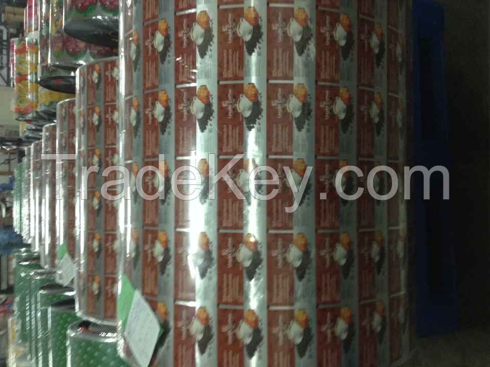 Vacuum Metallized Films