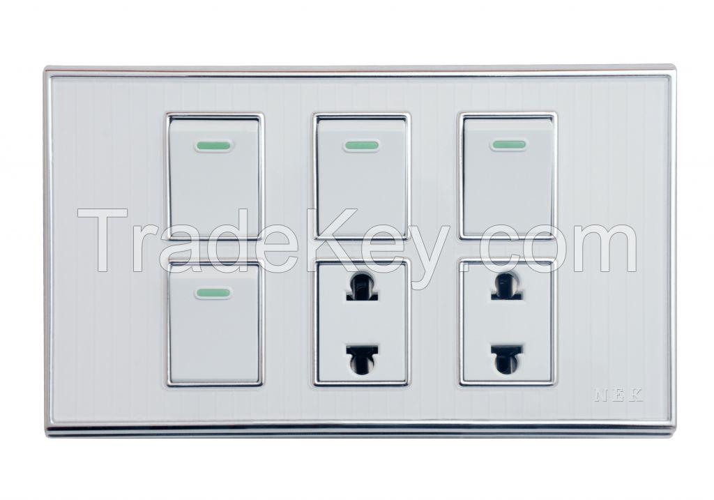 NEK Glow Switch Fitting