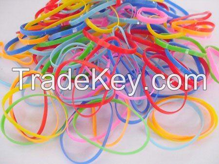 Rubber bands sales