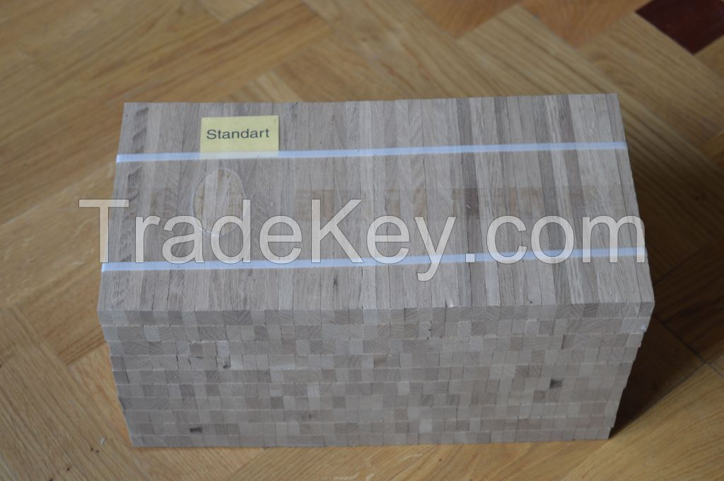 industrial parquet oak