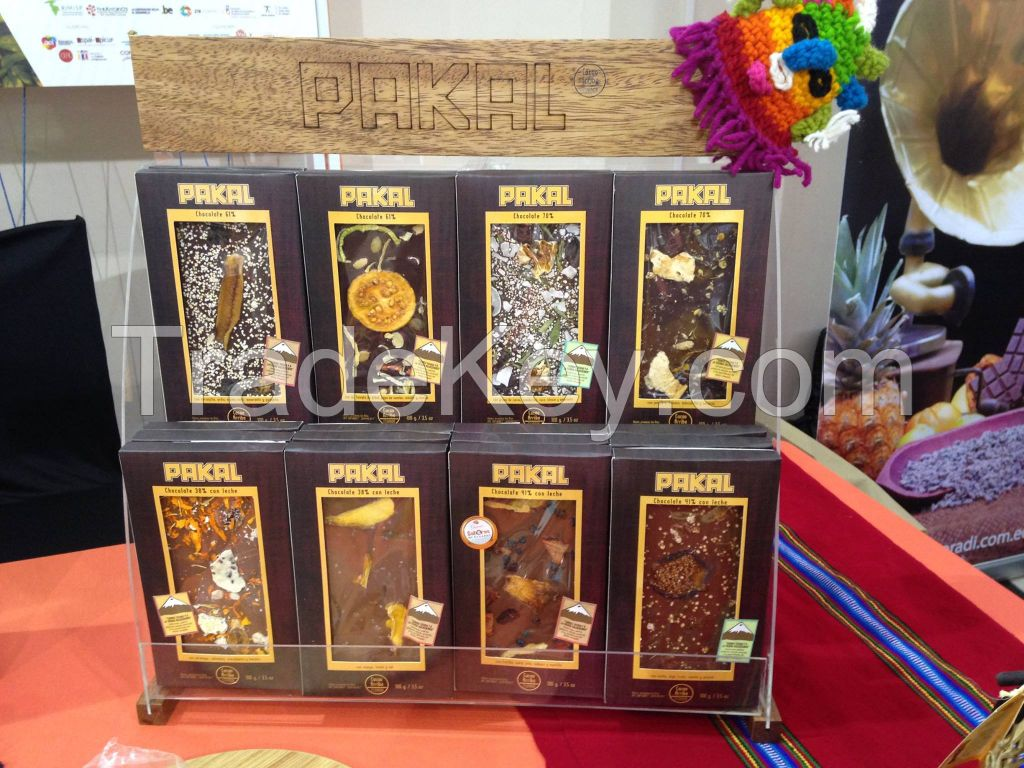 Ecuador\'s Vanilla ,Pakal Organic gourmet chocolate , Zaza Guayusa tea