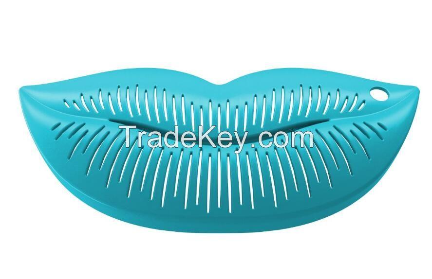 Lip Pot Strainer