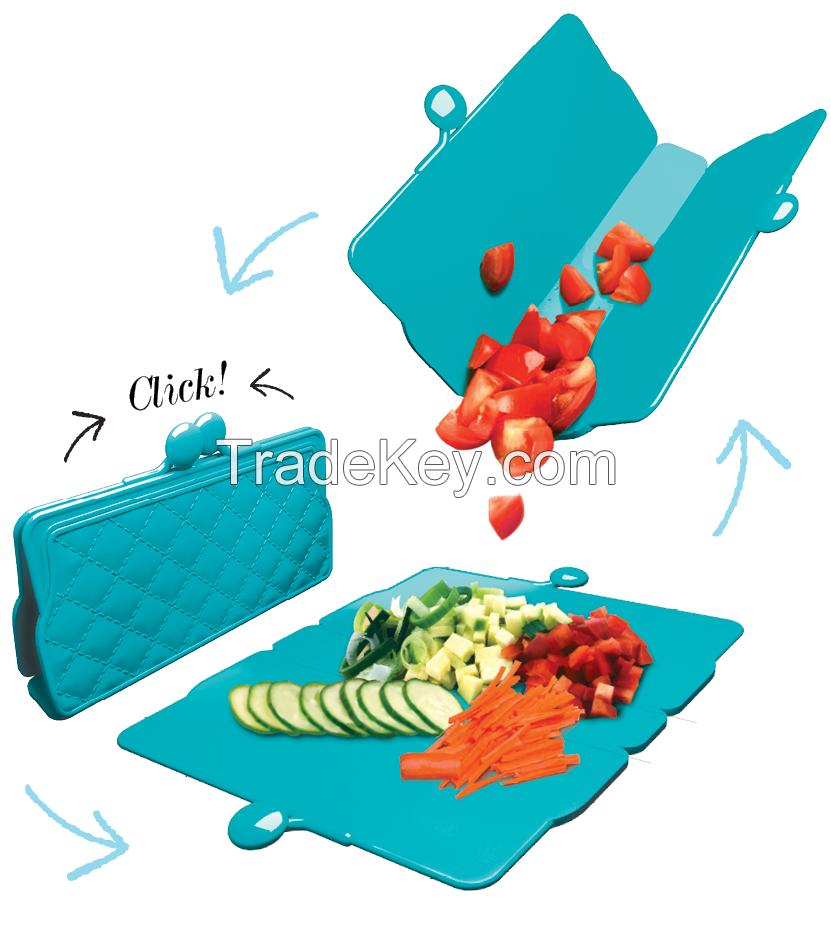 Lady bag chopping board