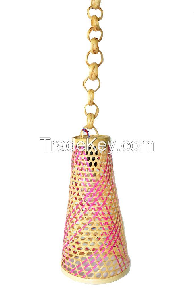 Bamboo Hanging Lamp