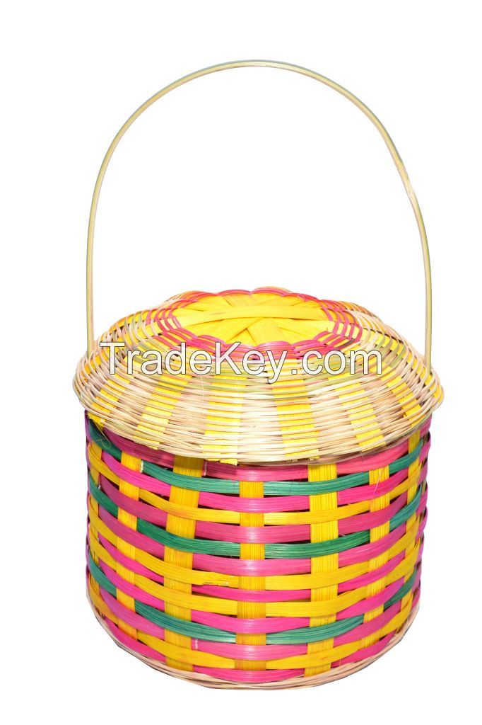 Bamboo busket